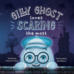 Now Recruiting: Gilly Ghost Loves Scaring the Most Launch Team Members!